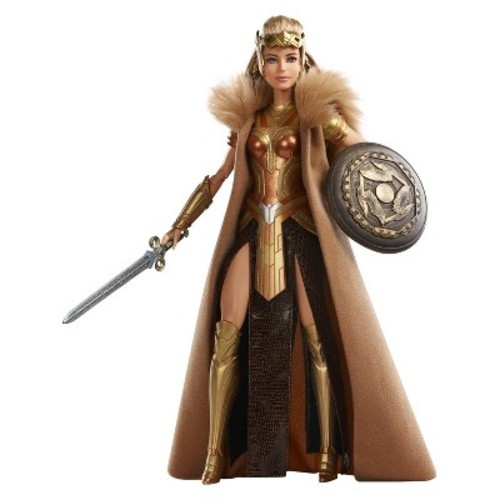 Barbie Collector Wonder Woman Queen Hippolyta Doll