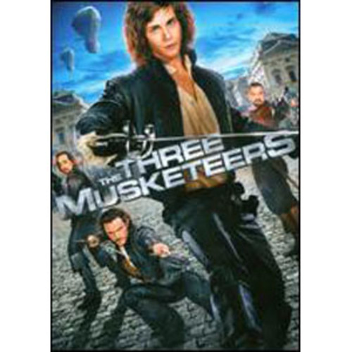 Universal Studios Home Ent. The Three Musketeers DD5.1