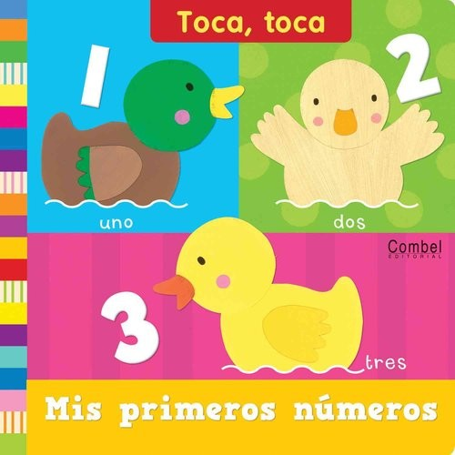 Mis primeros numeros / My First Numbers