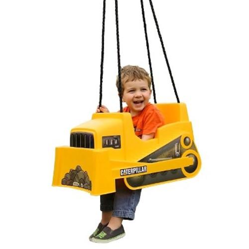 M&M Sales Enterprises Caterpillar Dozer Toddler Swing