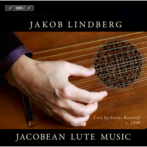 Various - Jacobean Lute Music