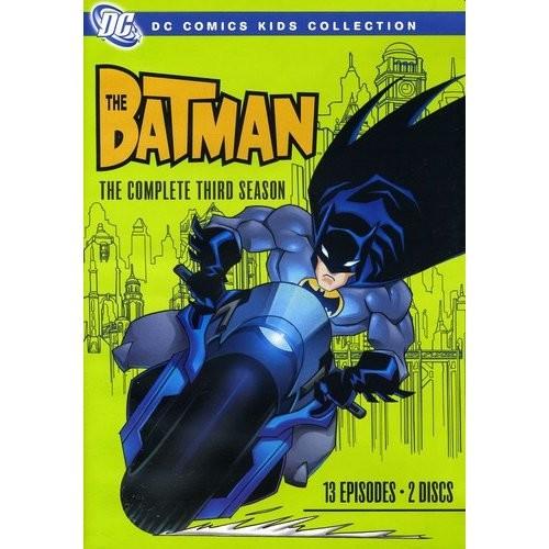 The Batman: The Complete Third Season [2 Discs] [DVD]