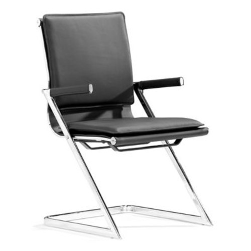 Zuo Lider Plus Steel Conference Chair (215)