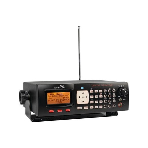 WHISTLER WS1065 Digital Desktop Radio Scanner