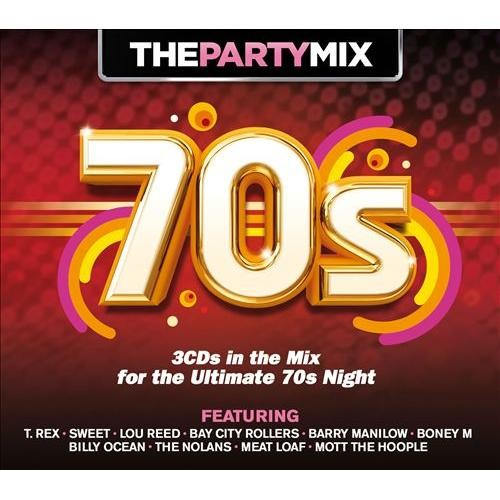 The Party Mix: '70s [CD]
