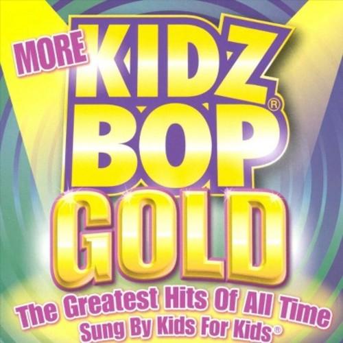 Kidz Bop Kids - More Kidz Bop Gold (CD)