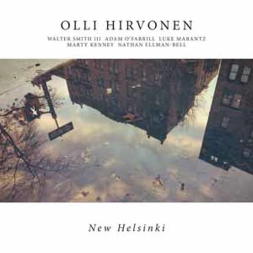 Olli Hirvonen - New Helsinki [Audio CD]