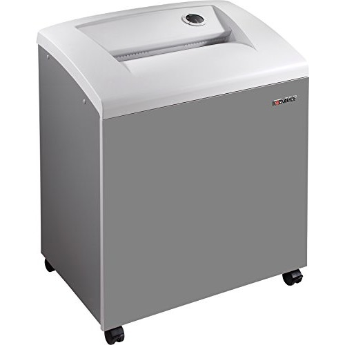 DAHLE CleanTEC 41534 High Security Paper Shredder w/Fine Dust Filter, Automatic Oiler, SmartPower, Security Level P-7, 3-5 Users [w/CleanTEC, 38 Gallons]