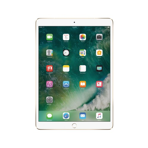 Apple - 10.5-Inch iPad Pro (Latest Model) with Wi-Fi + Cellular - 64GB - G
