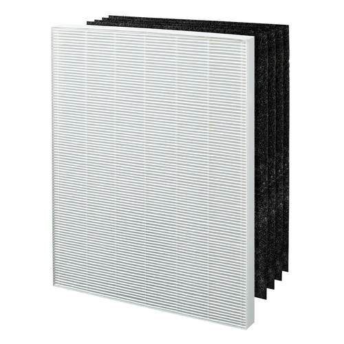 One Year Replacement True HEPA Size 25 Carbon Pre-filters (Pack of 4)