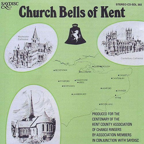 Church Bells of Kent [CD]