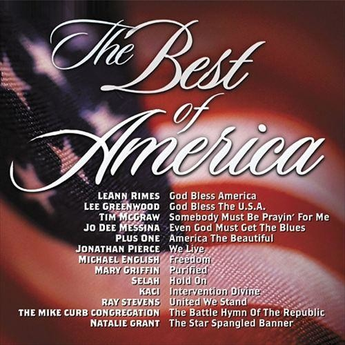 The Best of America [CD]