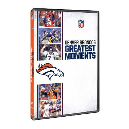 NFL Greatest Moments: Denver Broncos DVD