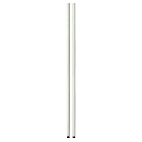 Honey-Can-Do Steel Shelving Support Poles, 72