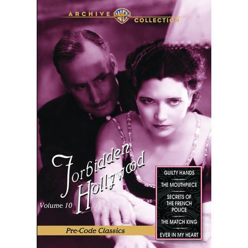 Forbidden Hollywood: Volume 10 [5 Discs]