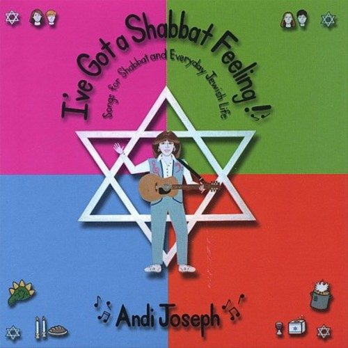 I've Got a Shabbat Feeling! [CD]