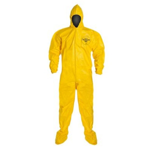 DUPONT Tyvek Bound Seam Coverall XL