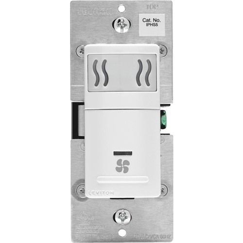 Leviton Humidity Sensor - R02-IPHS5-0LW