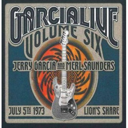Garcialive, Vol. 6: July 5, 1973 - Lions Share [CD]