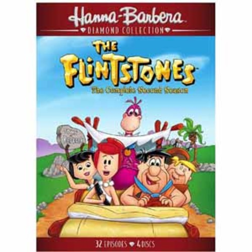 The Flintstones: The Complete Second Season [DVD]