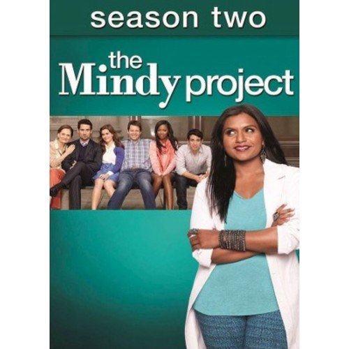 The Mindy Project: Season Two [3 Discs]