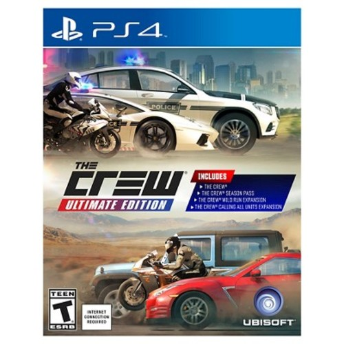 The Crew: Ultimate Edition PlayStation 4