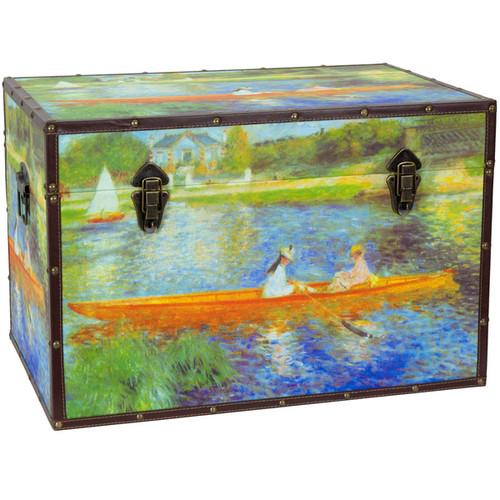 Renoir 'The Seine' Trunk