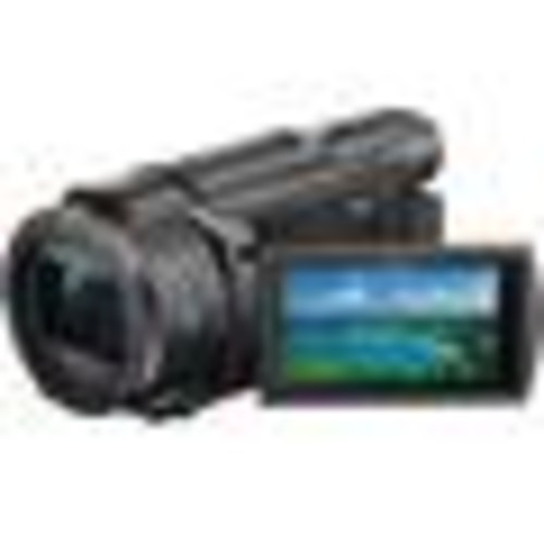Sony Handycam FDR-AX53 4K Ultra HD camcorder with Wi-Fi and 20X optical zoom
