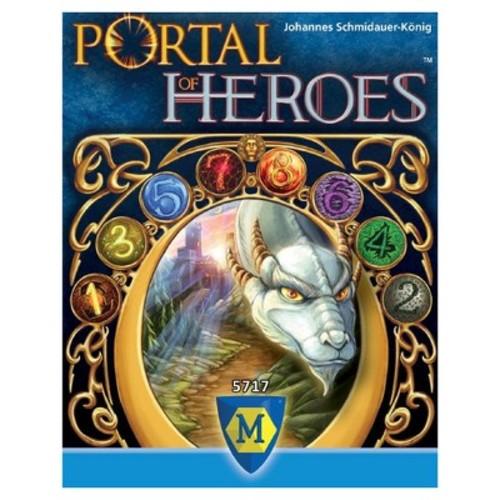 Mayfair Games Portal of Heroes Game