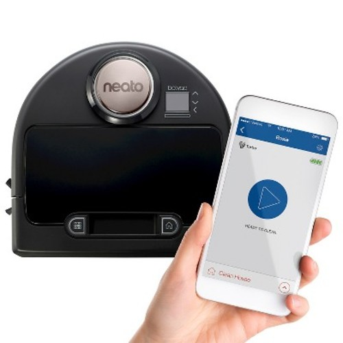 Neato Botvac Connected Smarter and Wi-Fi Enabled Robot Vacuum
