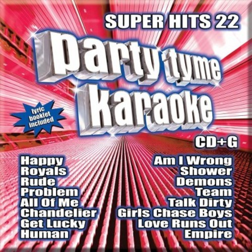 Party Tyme Karaoke - Super Hits 22 CD+G