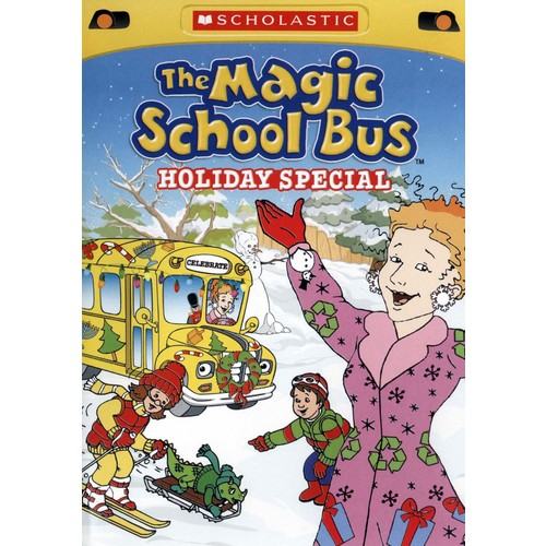 The Magic School Bus: Holiday Special [DVD]