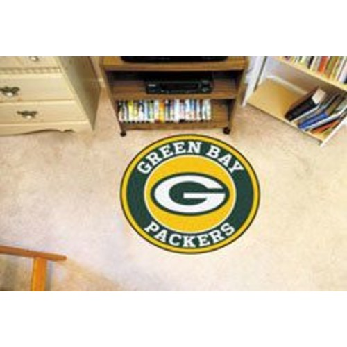 FANMATS NFL Green Bay Packers Roundel Mat