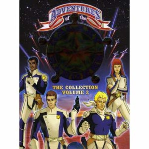 Adventures of the Galaxy Rangers Collection, Vol. 2 [4 Discs]