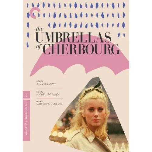 Umbrellas Of Cherbourg (DVD)