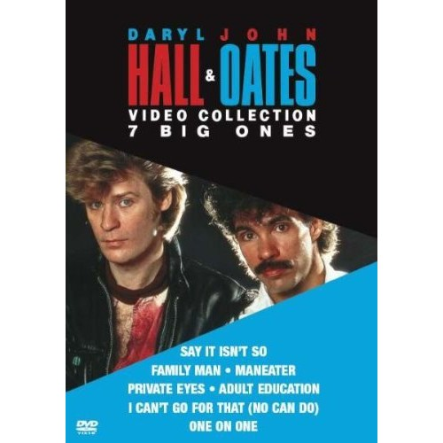 Hall and Oates: 7 Big Ones: Hall & Oates, Daryl Hall & John Oates: Movies & TV