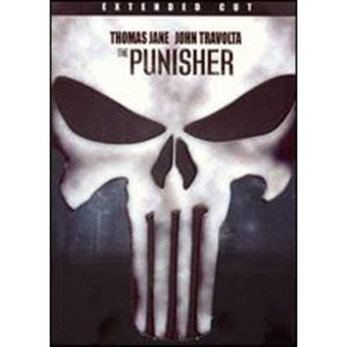 The Punisher [Extended Cut] WSE DD-EX/DTS-ESD