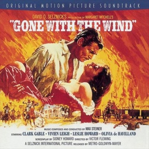 Gone With the Wind [Sony] [CD]