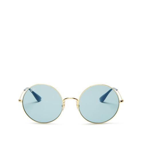 RAY-BAN Jo-Ja Round Sunglasses, 55Mm
