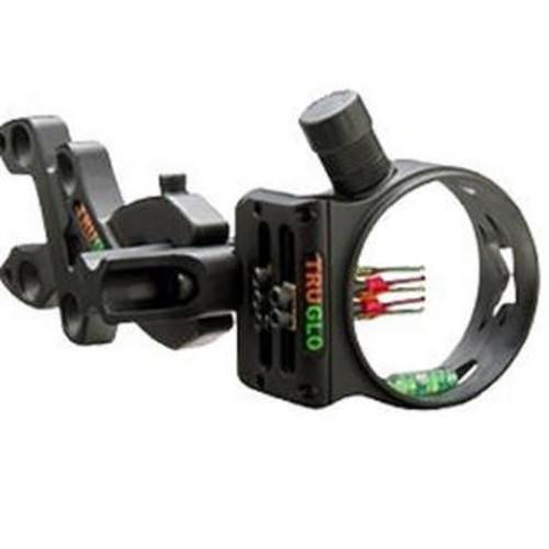 TruGlo Truglo Storm 5-Pin .029 Fiber Optic Archery Sight TG3015B - TG3015B