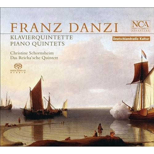 Piano Quintets (Hybr) - CD