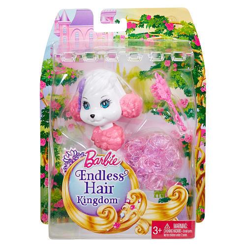 Barbie Endless Hair Kingdom - Dog