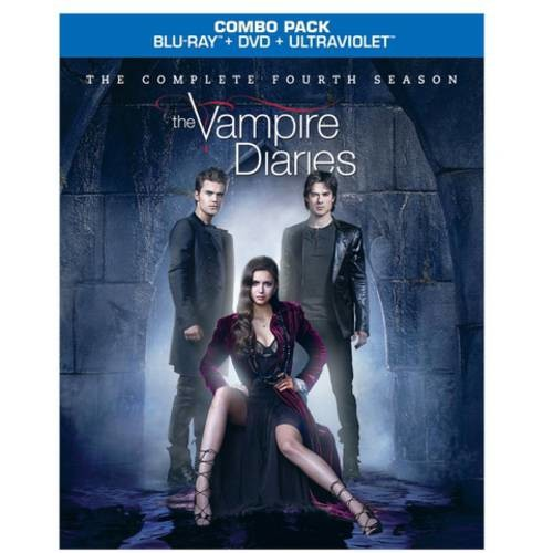 Vampire Diaries: The Complete Fourth Season (Blu-ray + DVD + Digital HD)