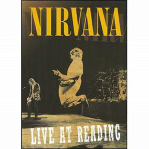 Nirvana: Live at Reading DTS/DD5.1/DD2