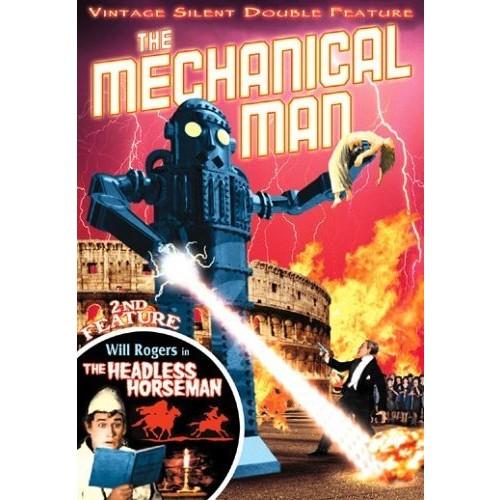The Mechanical Man / The Headless Horseman