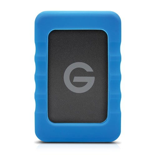 G-Technology 2TB G-Drive Hard Drive with Rugged Bumper and USB 3.0