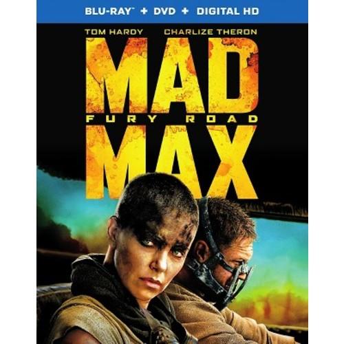 Mad Max: Fury Road [Blu-ray/DVD]