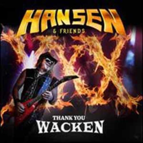 Kai Hansen - Thank You Wacken [Vinyl]