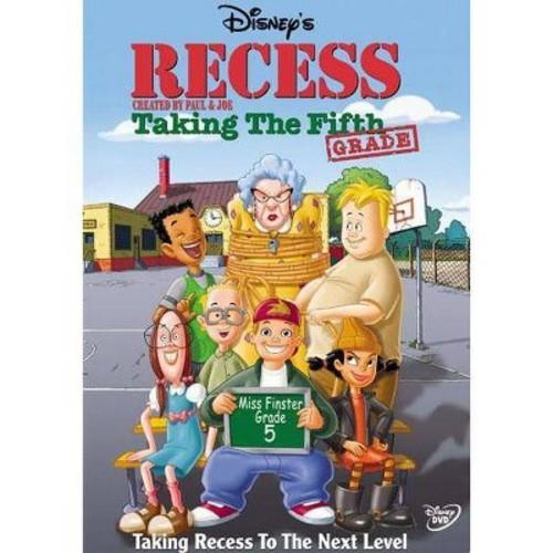 Recess: The Fifth Grade (DVD)