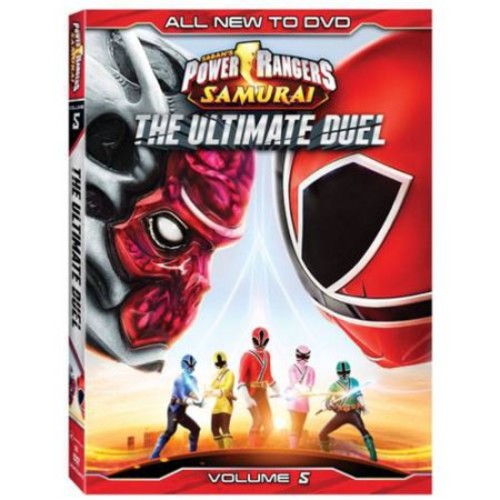 Power Rangers Samurai, Vol. 5: The Ultimate Duel [DVD]